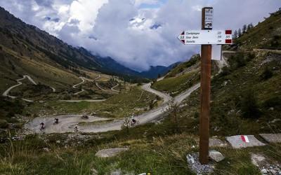 Il 24 luglio la Strada del Colle Finestre da Meana di Susa a Usseaux sarà riservata ai ciclisti