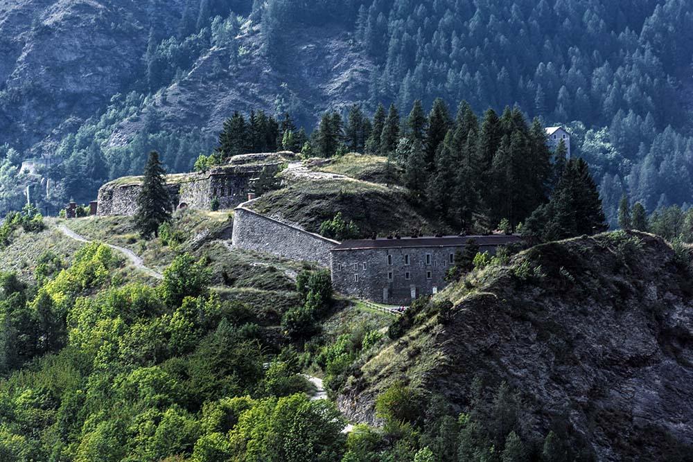 Forte del Bramafan Bardonecchia