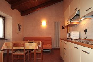 Residence Tana del Ghiro Camere