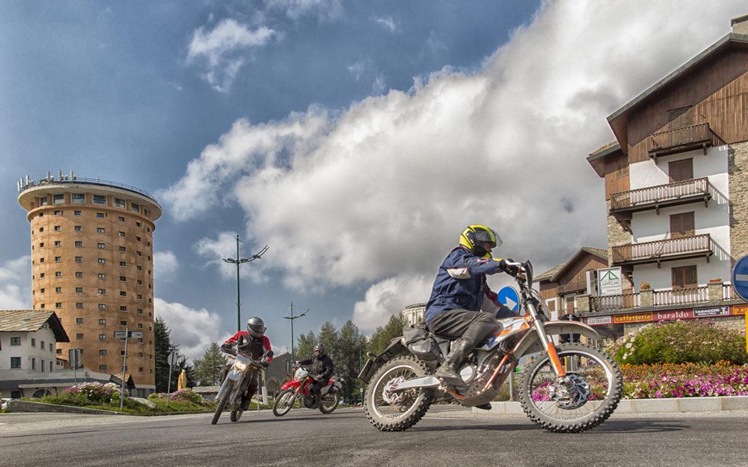 """Domenica 28 agosto a Sestriere la 6a edizione di """"Motobistrot"""": raduno motociclistico per tutti i tipi di 2 Ruote"""