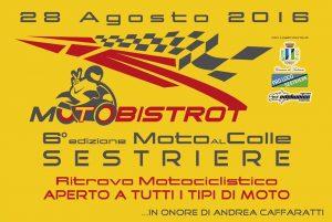 "La locandina del ""MotoBistrot 2016"""