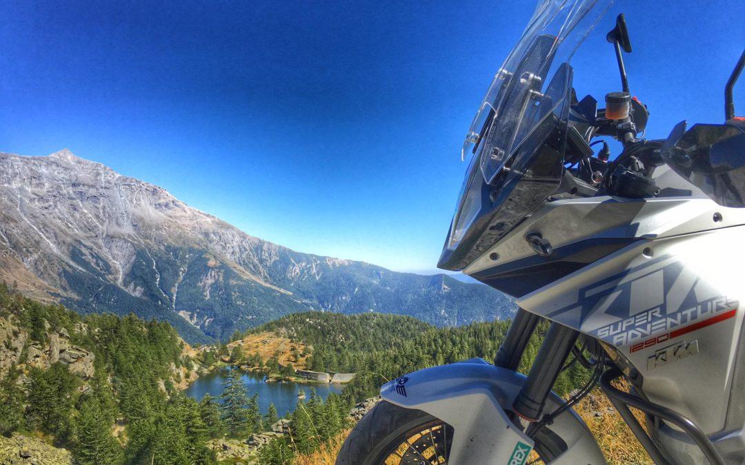 Chi indovina dove il grande Vanni Oddera effettua i suoi test in moto?