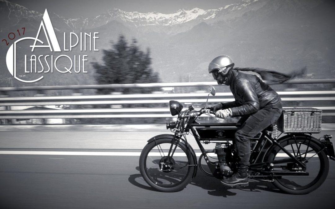 La stagione motociclistica in Valle di Susa, a cavallo delle Alpi Occidentali, inizia con un tuffo nel passato grazie a Motoreetto