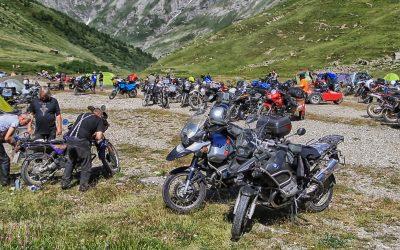 """Il Motoraduno """"Stella Alpina"""" del Sommeiller sarà l'8-9 luglio 2017"""