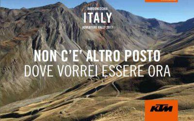 """Bardonecchia dal 5 al 9 luglio sarà la """"Regina"""" europea della KTM: ospiterà il """"KTM Adventure Rally 2017"""""""