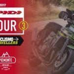 Lo SPIDI Tour2017 in Piemonte è a cavallo delle Alpi, fra Valsusa, Savoia e Delfinato. 5 Colli per oltre 300 Kilometri