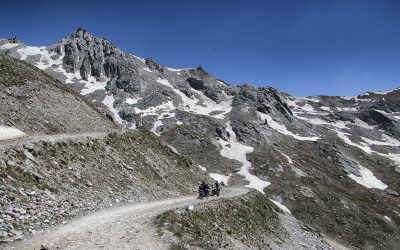 """Sgomberata dalla neve, la Strada del Sommeiller è pronta per il 52° Motoraduno """"Stella Alpina"""": il più alto d'Europa"""