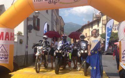 il 10 settembre si conclude al Sestriere la HardAlpiTour2017: 900 kilometri di motoadventouring da Sanremo alla Alta Valsusa