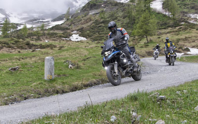 After the epic stage of Giro d'Italia 2018 from Venaria to Bardonecchia, Colle delle Finestre is opened also to motorbikes since the first weekend of june.