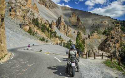 Lo Spidi Tour Piemonte 2018 torna il 30 giugno sui Colli tra la Francia e la Valle di Susa. Local Dealer e organizzatore Motoline srl