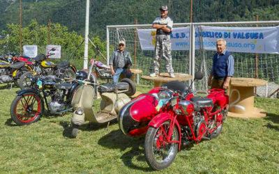"""Un raduno simpatico per moto vintage in Valsusa domenica 1 luglio: torna """"Mio nonno in motoretta"""" al Deveys di Salbertrand"""