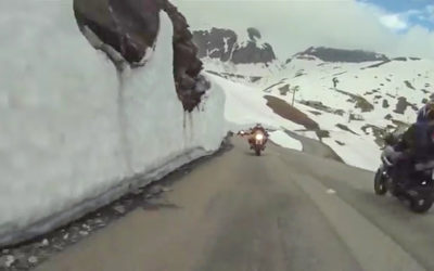 +++ Ultim'ora: una valanga mette a rischio la riapertura della strada per il Col de l'Iseran nel prossimo week-end +++