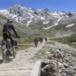 Bardonecchia: From July 15th to the end of August you must pay the toll to climb to Sommeiller's hill, over Scarfiotti Alpine Hut. On thursday absolute interdiction on motorized transport