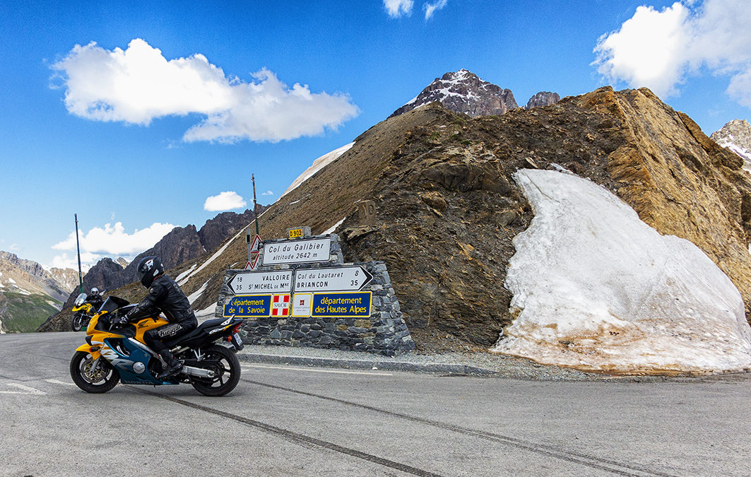 Col du Galibier and Col de Madeleine in Savoy reopens on June 7. The Col de L'iseran is still closed for snow-clearing operations