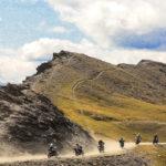 """Il 22 settembre al via da Pragelato la prima """"OFF – Offroad For Fun"""": un percorso in moto per amanti delle tassellate alla scoperta dell'enogastronomia di montagna attraverso le strade ex militari fra Val Chisone e Alta Valsusa"""