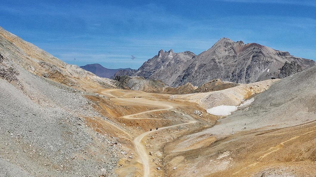 Riaperta la Strada del Colle del Sommeiller: revocata l'ordinanza dopo la chiusura per frana