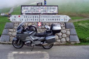 Col de la Madeleine in Maurienne