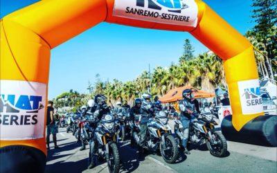 Domenica 8 settembre gli sterrati ex militari d'alta quota della Valsusa faranno da scenario alla 11a edizione della HardAlpitour HAT Sanremo-Sestriere