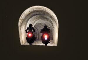 Galleria del Pramand Saraceni al eguret